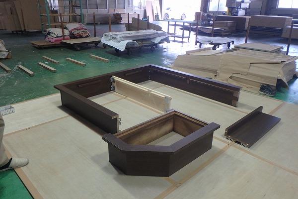 畳ベッドの構造