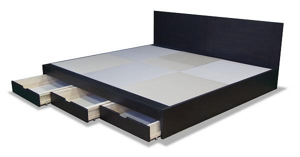 大きい畳ベッド