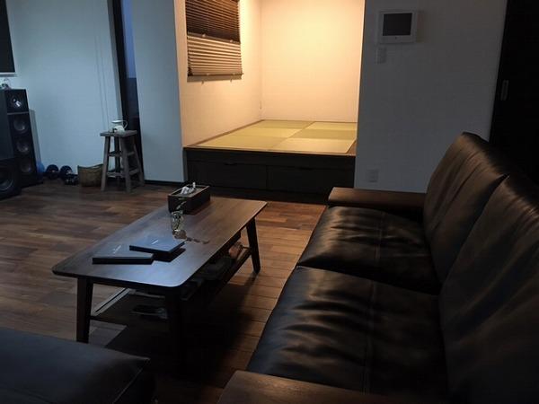 畳スペース